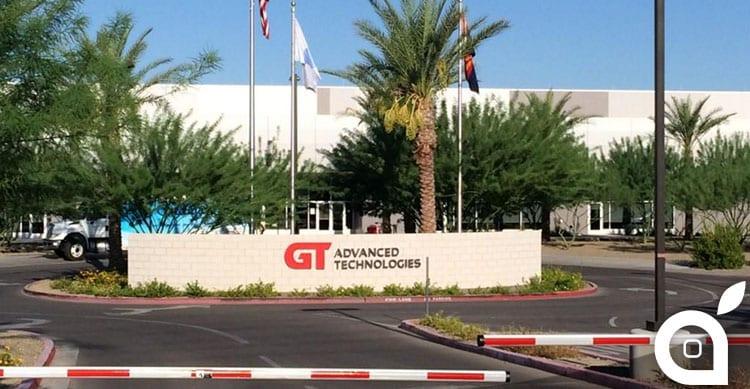 Apple propone gli stabilimenti di zaffiro di GT Advanced come Data Center principale