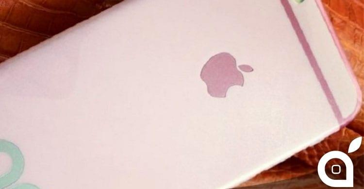 Vuoi aggiudicarti il primo iPhone 6 rosa al mondo? Basta investire 2.500€