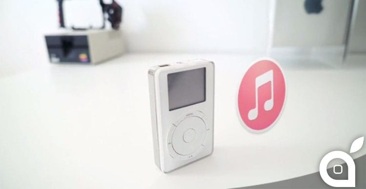iPod e iTunes 12