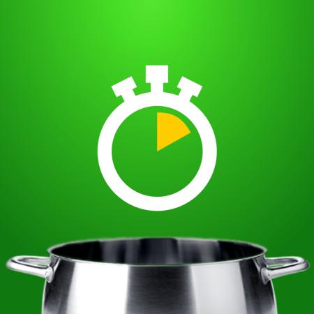 Pasta timer, tempi di cottura e conto alla rovescia per la pasta | QuickApp
