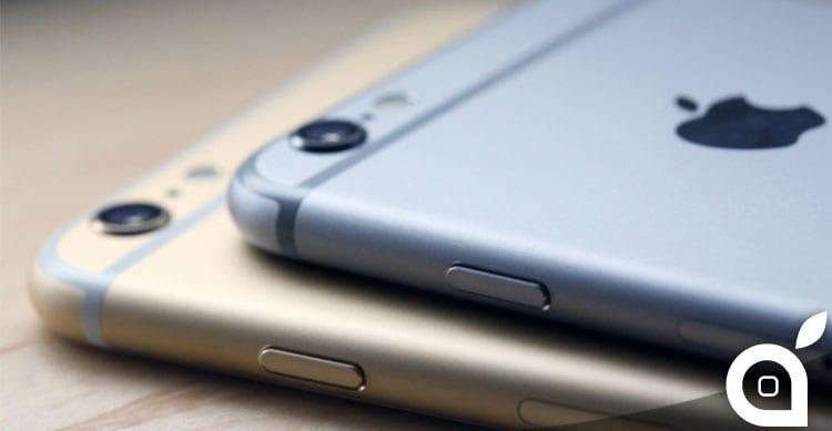 China Telecom conferma l'iPhone 6S con 2GB di Ram, processore A9 e Force Touch ma non la colorazione Rose Gold