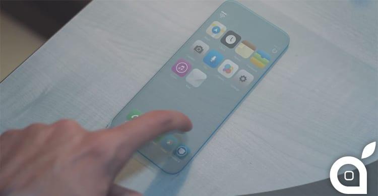 Un nuovo concept di SetSolution reinventa l'iPhone del futuro con nanoparticelle [Video]