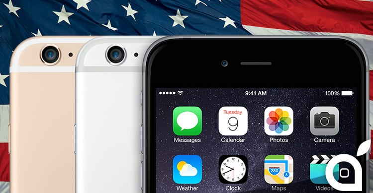 Per la prima volta dal 2012, Apple ha venduto più smartphone di Android negli USA