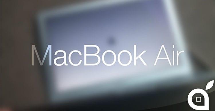macbook air aeroplano