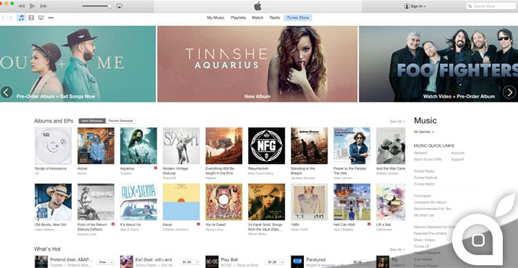 nuova causa apple brvetto itunes