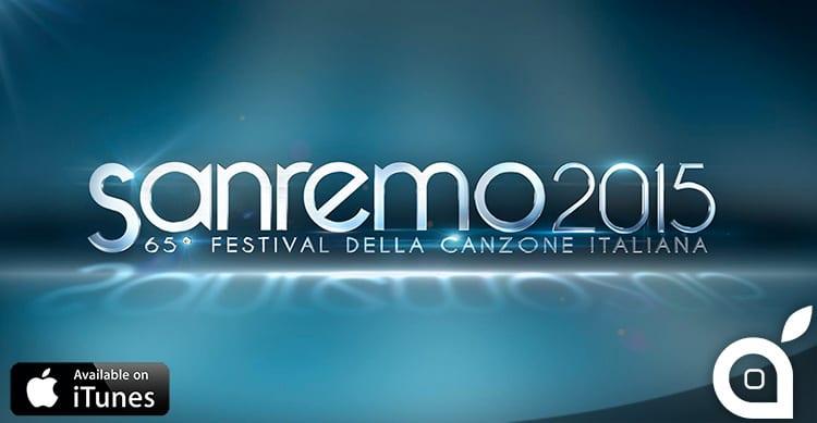 iTunes: disponibile la nuova sezione dedicata al Festival di Sanremo 2015