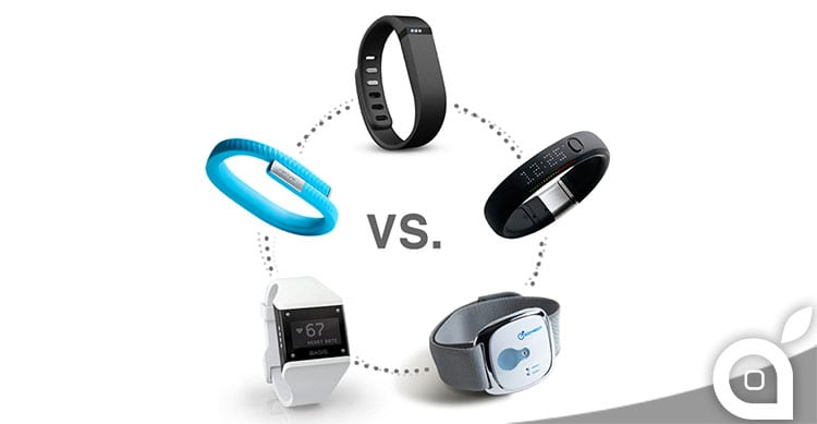 smartphone vs fitness band