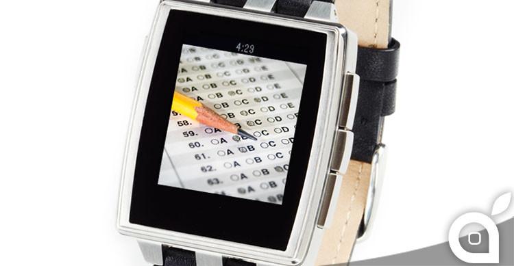 smartwatch barare esami