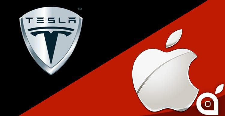 """Tra Apple e Tesla scoppia la """"guerra"""" per i dipendenti migliori"""