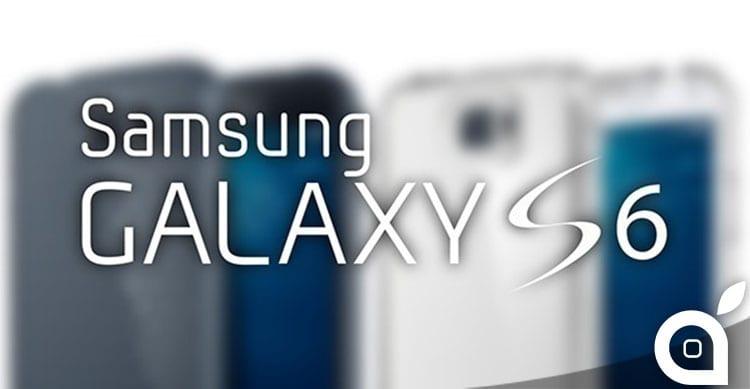 L'uscita di Samsung Galaxy S6 confermata da un' email