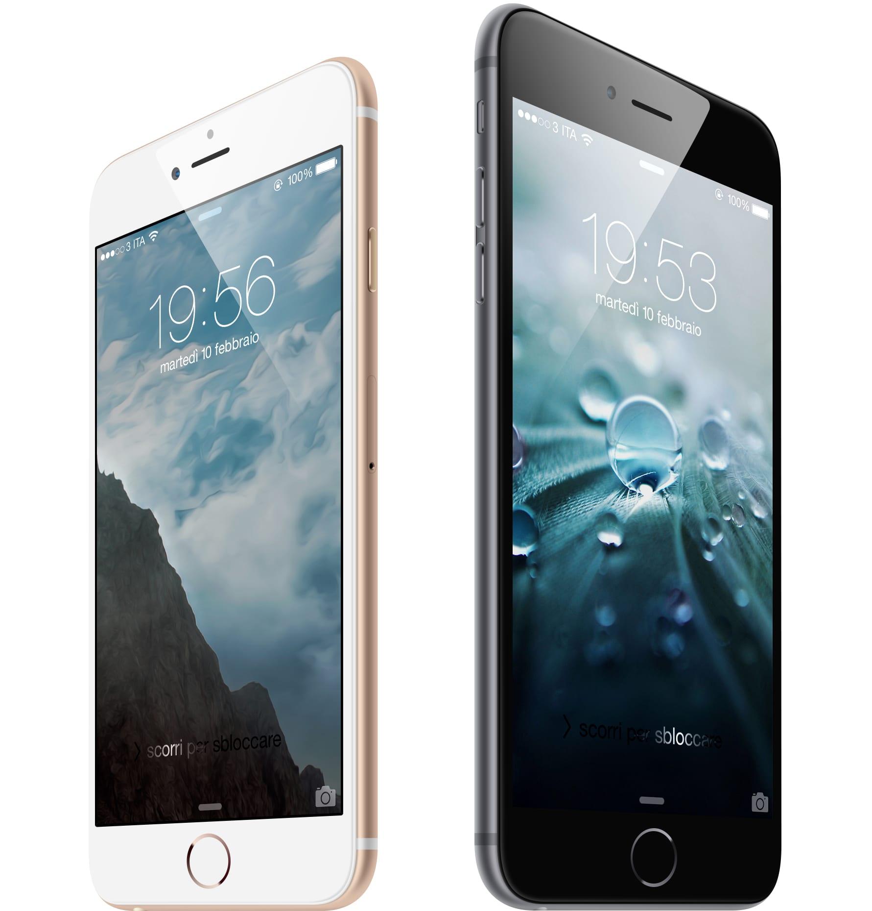 #WallpaperSelection #58: Scarica Gratis i nuovi Sfondi di iSpazio per il tuo iPhone ed iPad [DOWNLOAD]