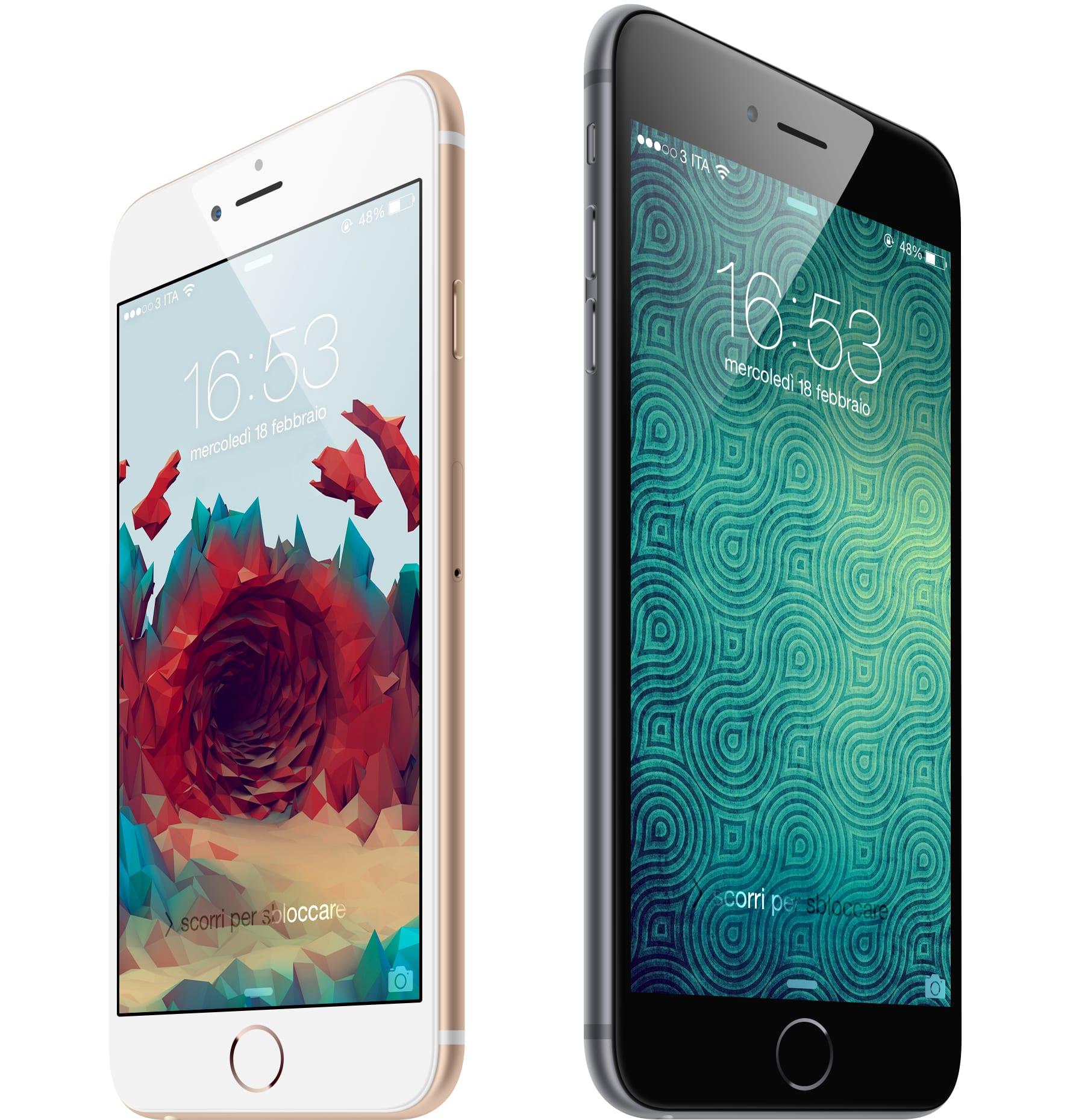 #WallpaperSelection #59: Scarica Gratis i nuovi Sfondi di iSpazio per il tuo iPhone ed iPad [DOWNLOAD]