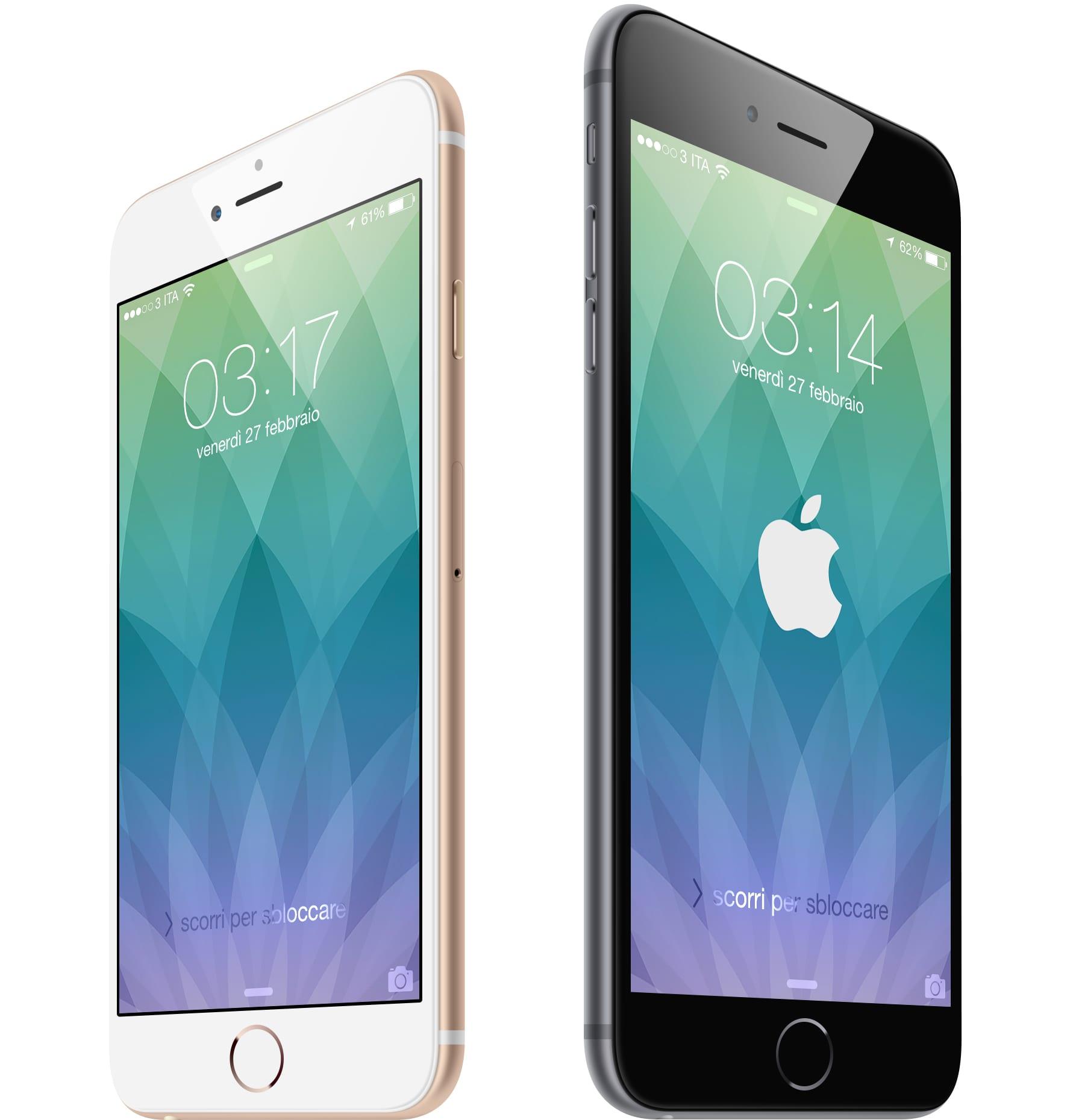"""SCARICA gli Sfondi dell'evento Apple """"Spring Forward"""" per Desktop, iPhone ed iPad – #61"""