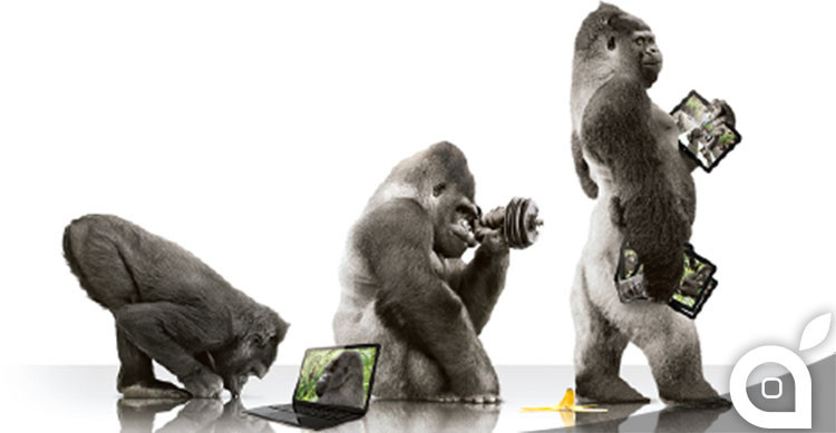 zaffiro gorilla glass