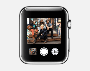Camera-remote-watch-app