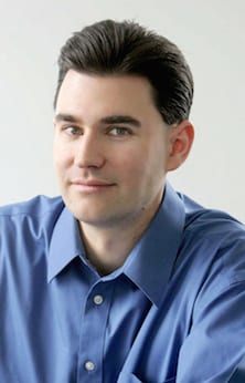 Larry O'Connor, CEO of Other World Computing