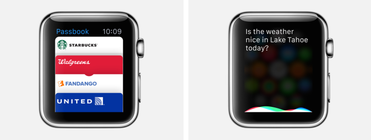 Passbook-Siri-app