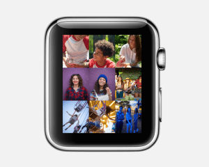 Photos-watch-app