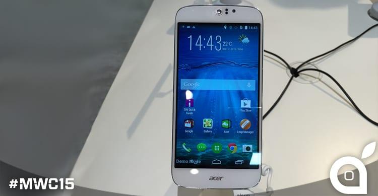 Acer Liquid Jade Z, un dispositivo performante e semplice da utilizzare, a 199€