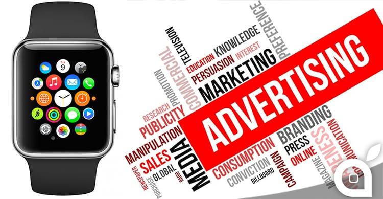 Apple Watch: applicazioni omogenee e nessun banner pubblicitario?