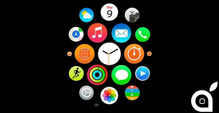 app native apple watch