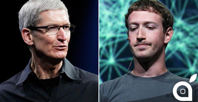 apple aderisce al progetto di facebook