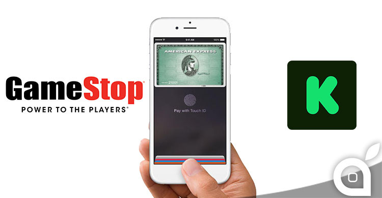 apple pay kickstarter gamestop