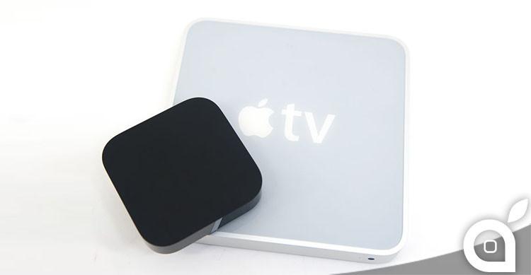 apple tv servizio web
