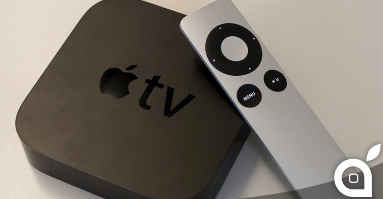 Apple rilascia un aggiornamento minore per la Apple TV di terza generazione
