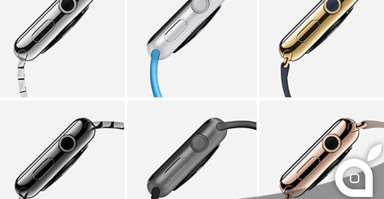 Ecco com'è Apple Watch Sport con cinturino in acciaio inossidabile