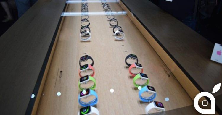 Aggiornamenti Apple Watch: nuovi punti per l'acquisto in Francia