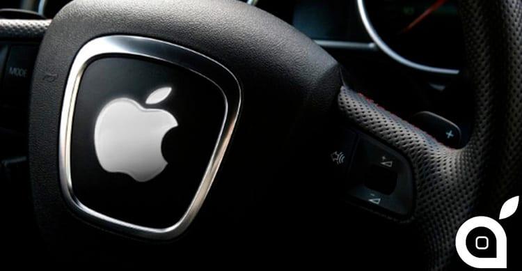 Apple, oltre ad orologi e gioielleria adesso si interessa ufficialmente anche di auto e veicoli