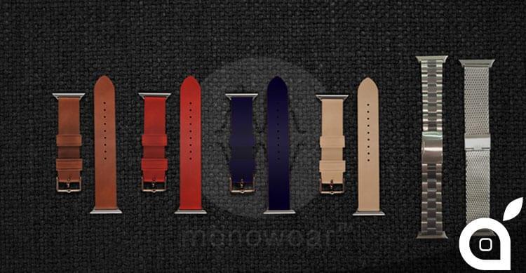 In arrivo i cinturini per Apple Watch di terze parti: prezzo stimato sotto i 99$ [Video]