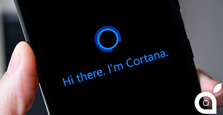 Microsoft annuncia l'arrivo di Cortana su iOS: disponibile entro la fine dell'anno