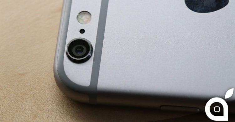 Samsung costruirà il sensore CMOS della fotocamera di iPhone 6s | Rumor