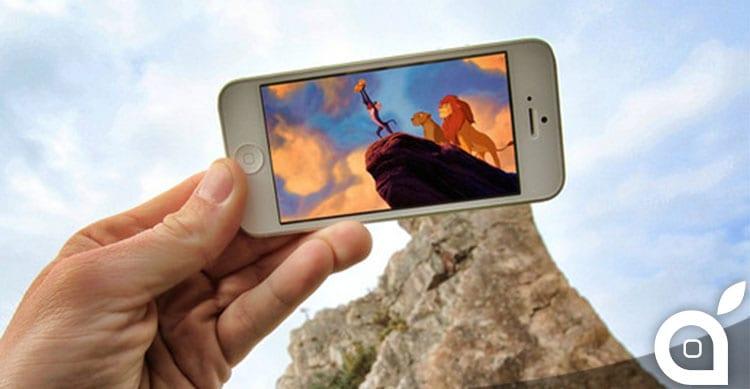 """Grazie ad iPhone, un fotografo francese ritrae """"nella realtà"""" personaggi di film e cartoon"""