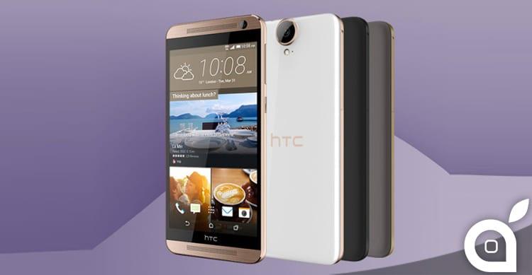 HTC presenta ufficialmente il One E9+, un phablet che sembra più promettente dell'M9