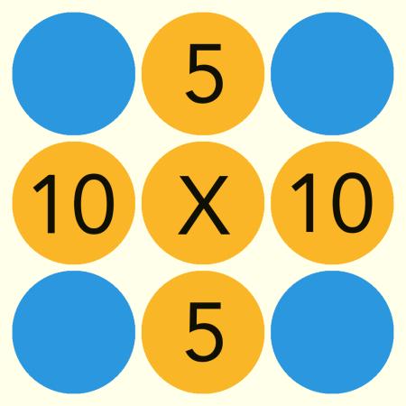 10×10, un originale gioco di logica   QuickApp