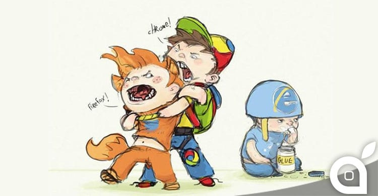 Addio Internet Explorer, (non) ci mancherai