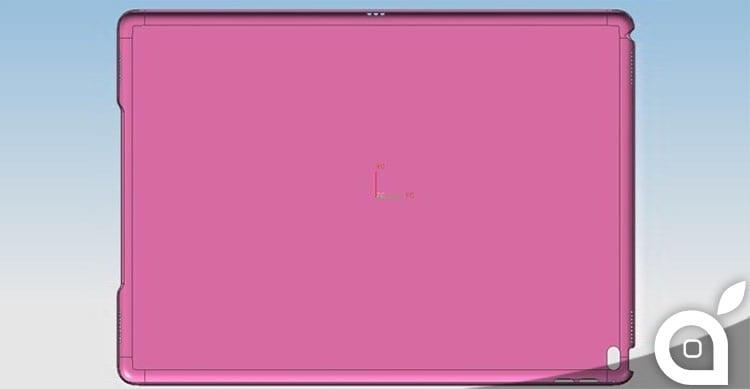 iPad Pro potrebbe: 4 speaker e nessuna traccia dello stilo | Rumor
