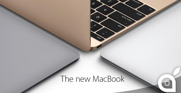 Il Primo benchmark  è deludente per il nuovo MacBook con display Retina da 12″ di Apple
