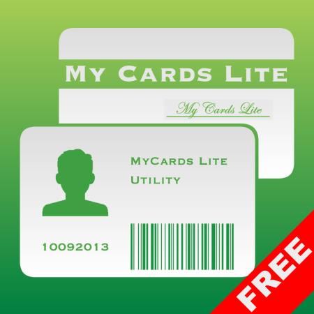 Basta portafogli stracolmi di tessere! Crea il tuo portafogli digitale con MyCards Lite