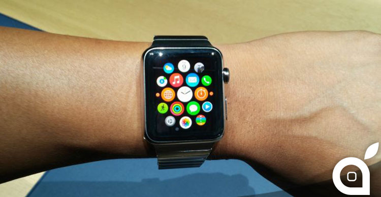 prova apple watch