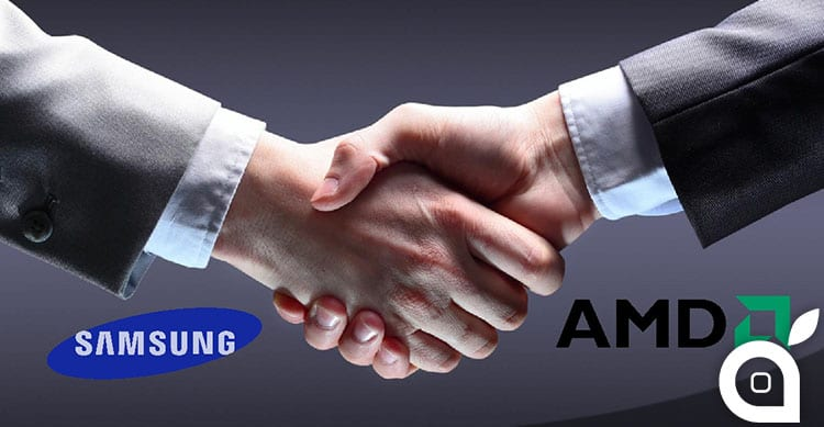 Samsung punta ad acquistare AMD