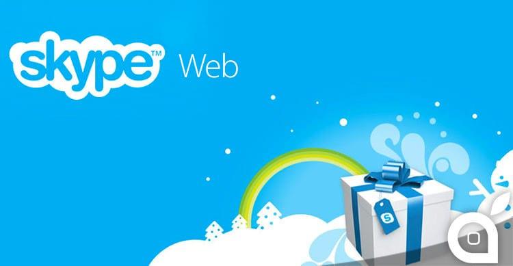 Microsoft invita alcuni utenti a provare la versione web di Skype