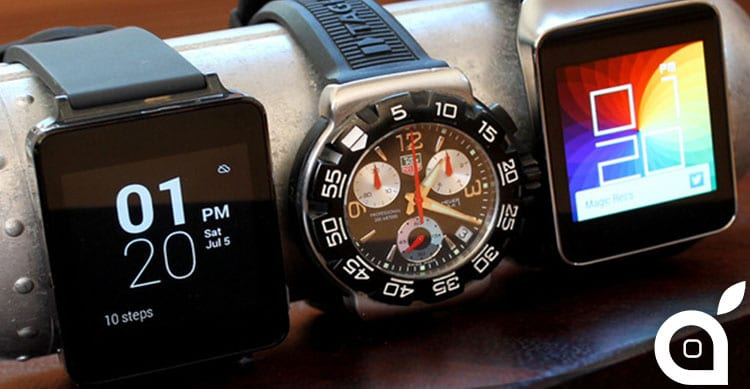 Nuovi rivali di Apple Watch: anche TAG Heuer annuncerà il suo primo smartwatch