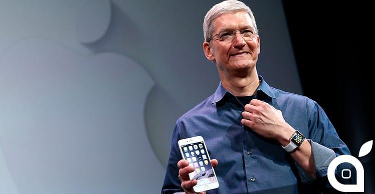 Tim Cook rivela alcune informazioni su Apple Watch e sulle sue applicazioni