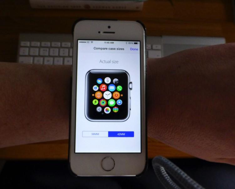 watch-on-wrist