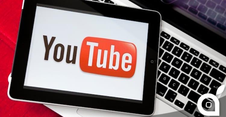 Youtube si aggiorna con la modalità full screen in verticale