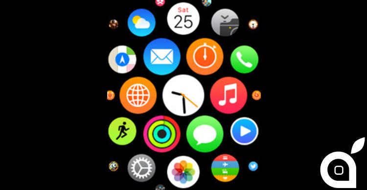 Apple watch azioni